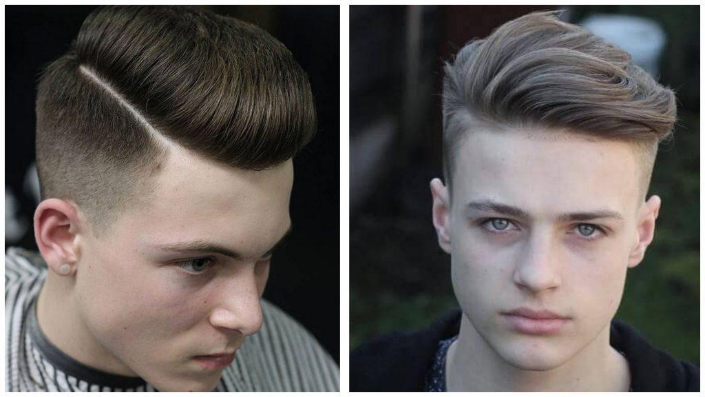 Peinados para jóvenes hombres
