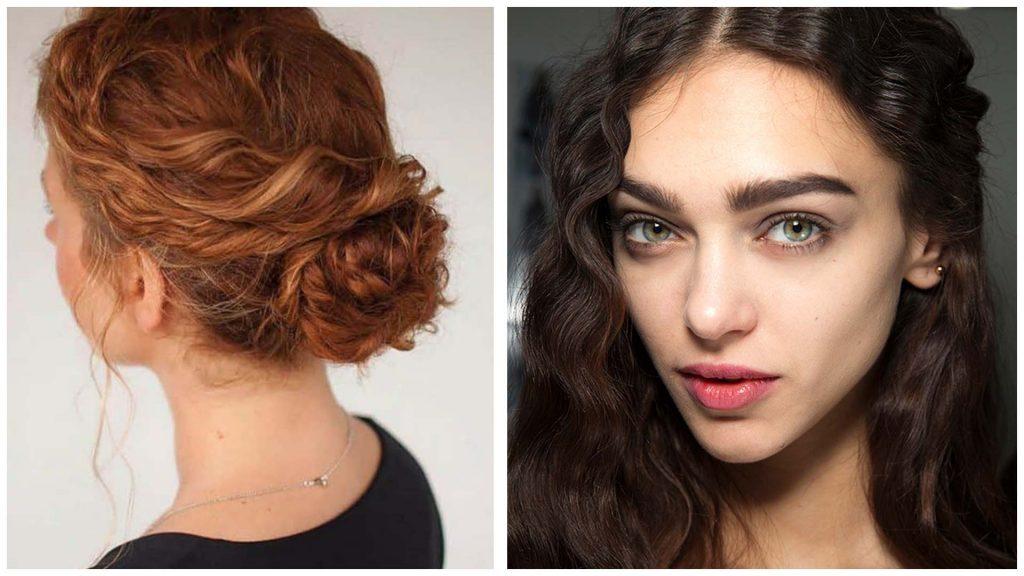 Peinados Para Pelo Rizado Mas De 10 Peinados Para Pelo Rizado